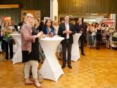 Volles Haus beim Empfang anlässlich des 50-jährigen Bestehen der Ev. Jugendhilfe Menden