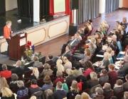2014 Fachtagung Vortrag Prof. Dr. Sabine Ader