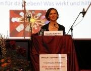 Claudia Schirmer eröffnet die 7. Fachtagung