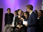 Claudia Schirmer, Leiterin der Evangelischen Jugendhilfe Menden