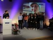 TV-Moderator André Gatzke hielt die Laudatio