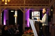 """Prof. Dr. phil. habil. Silke Birgitta Gahleitner beim Vortrag: """"Ich kenne mich und sehe dich"""" – Professionelle Beziehungen in der sozialen Arbeit"""