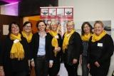 Das Hauswirtschaftsteam der Stiftung Ev. Jugendhilfe Menden sorgte für den wunderbaren Service.