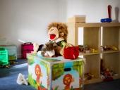 Unser Spielzimmer