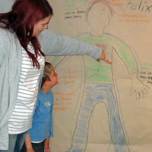 Traumapädagogische Fortbildung für Kinder und Pflegekinder