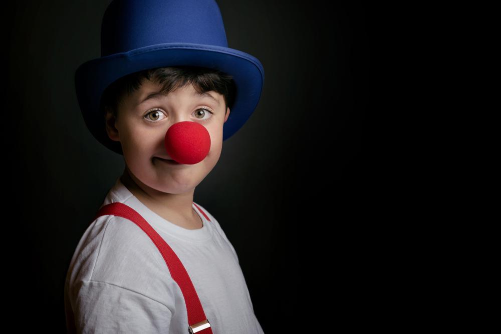 Zirkusprojekt Clown Urheber: esthermm Quelle: Fotolia