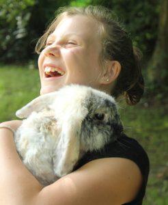 Tierpädagogik bei der Stiftung Ev. Jugendhilfe Menden