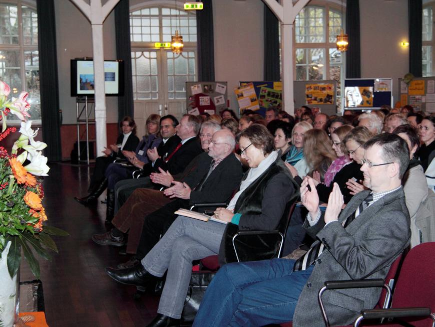 Blick ins Publikum der Pädagogischen Fachtagung 2010 in Menden