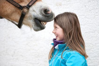 Ponyfreizeit für Pflegekinder